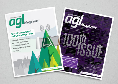 AGL Magazine Layout & Design
