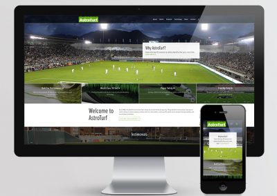 AstroTurf Website
