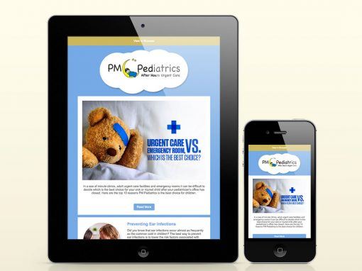 PM Pediatrics Newsletter