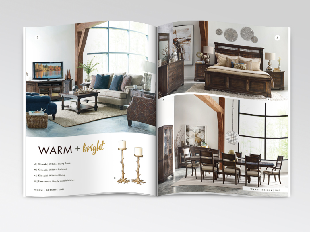 E F Brannon Furniture Catalogue