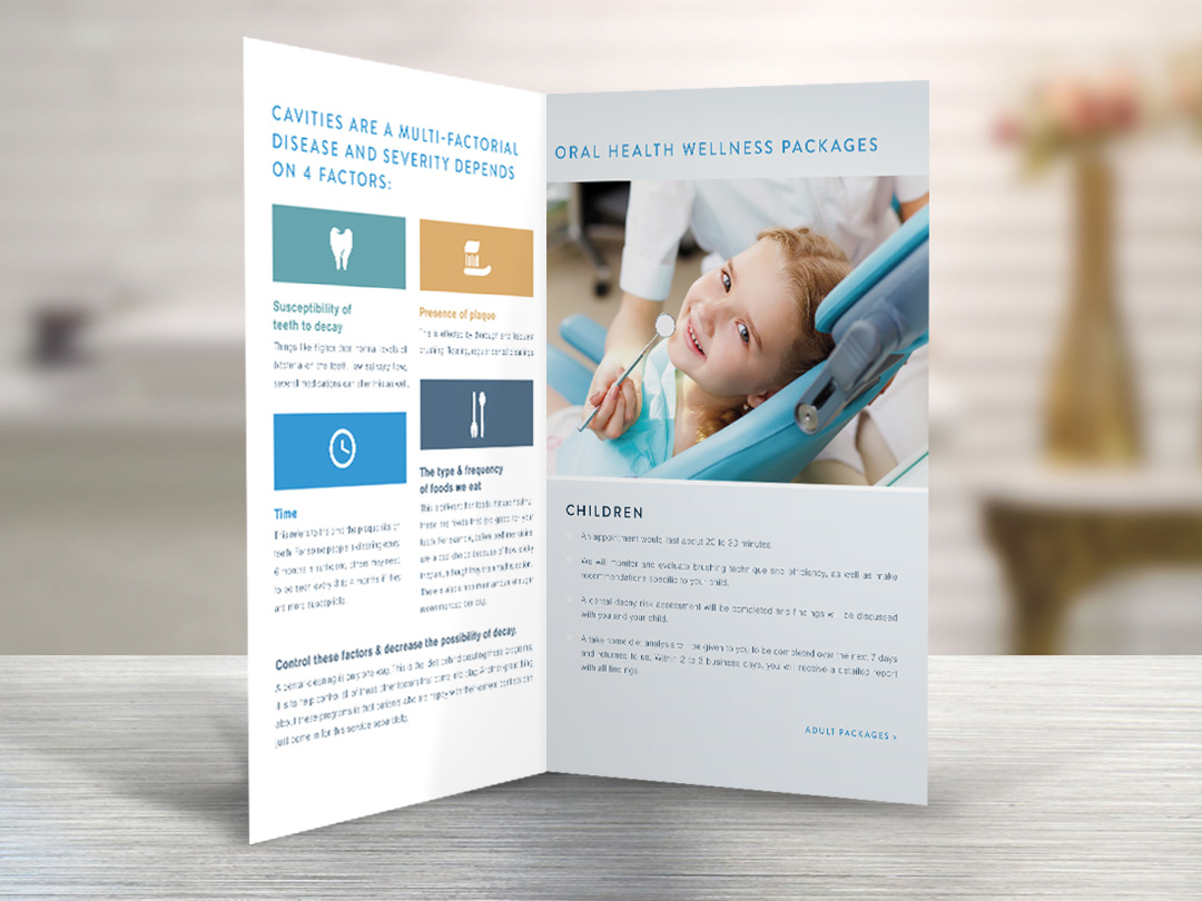 Alani Dental Brochure