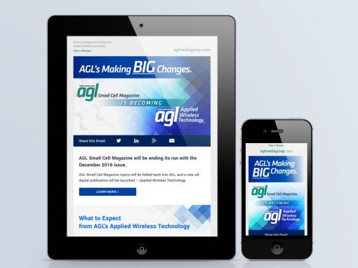 AGL Applied Wireless Technology Promo