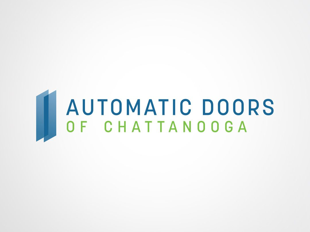 Automatic Doors of Chattanooga Logo Design