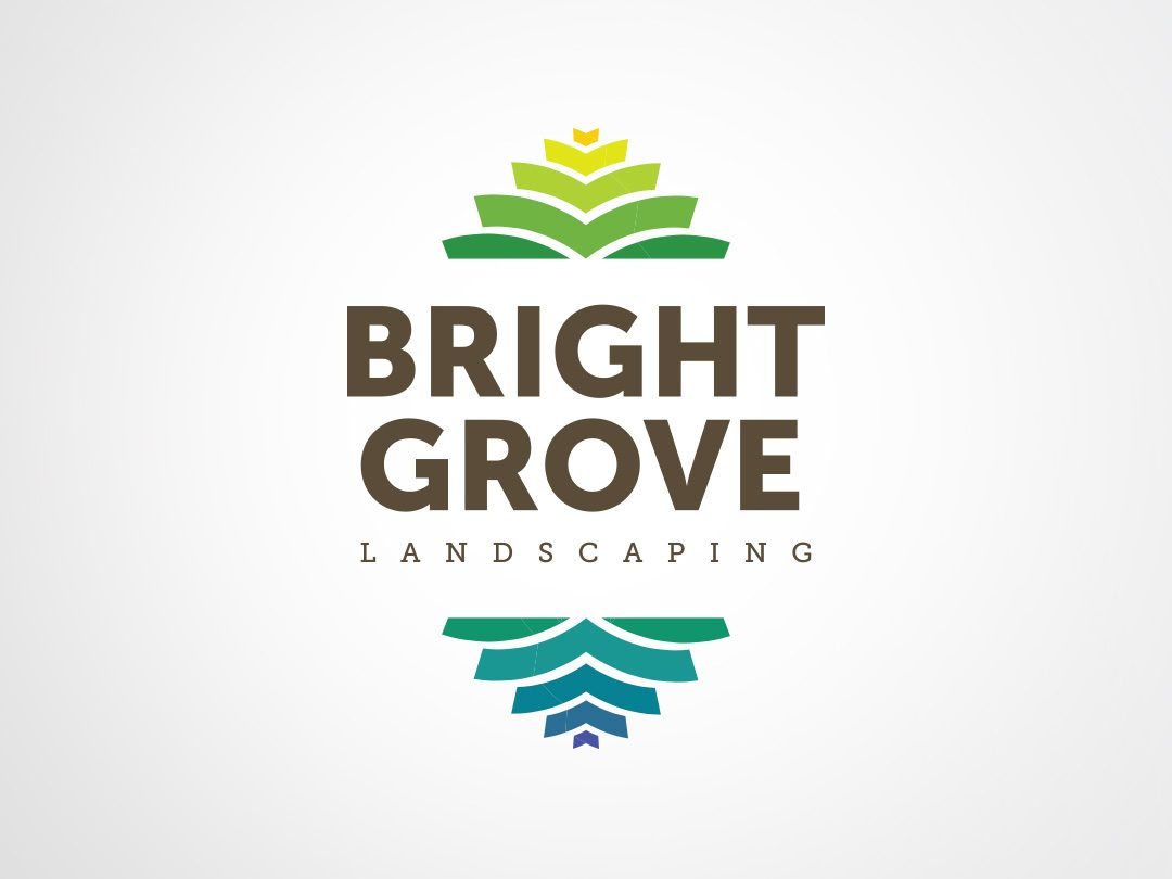 Bright Grove Landscaping Logo