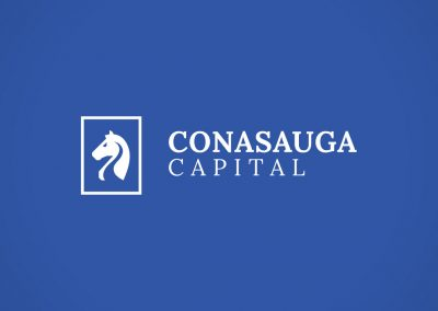 Conasauga Capital Logo Design
