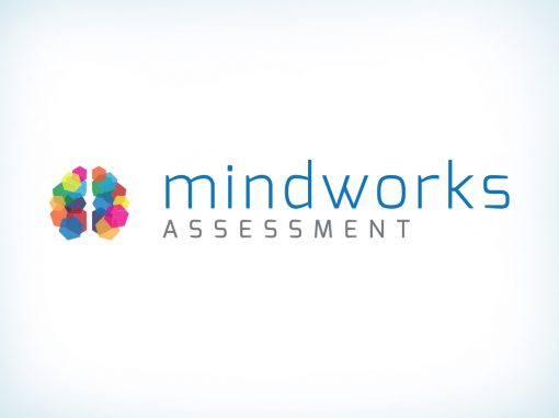 Mindworks Assessment Logo Design