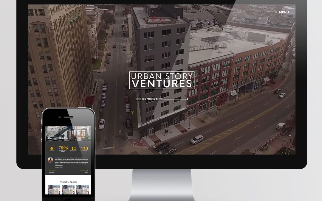 Urban Story Ventures Web Design & Development