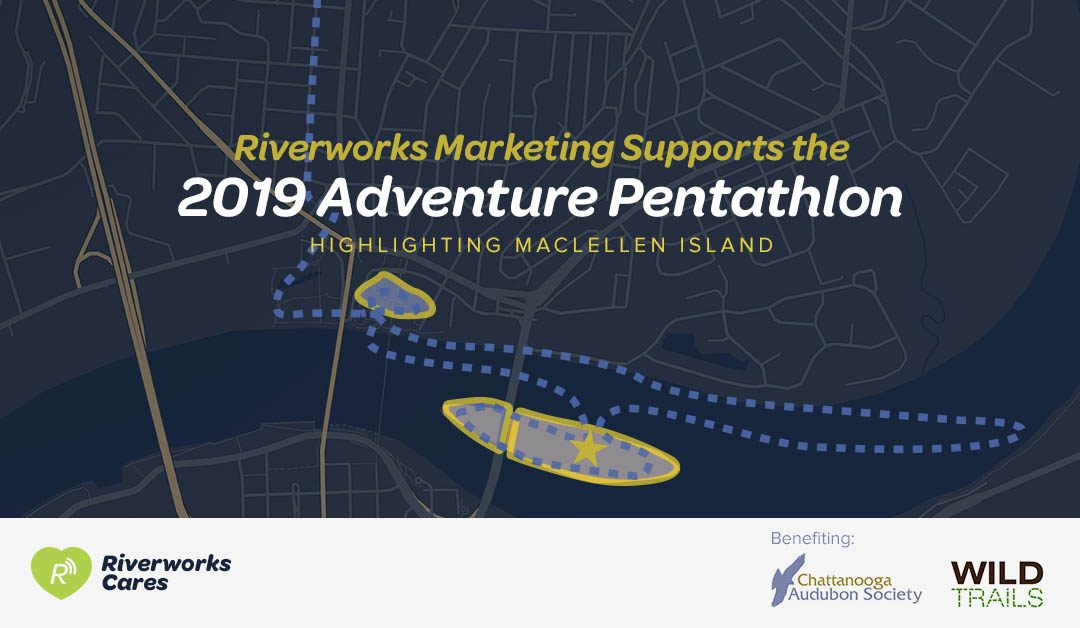 Riverworks Proud to be an Adventure Pentathlon Sponsor