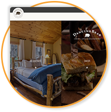 Website Design for Hotels & Restaurants