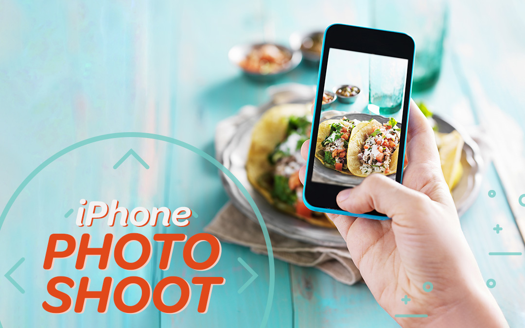 iPhone Photo Shoot: How to Take Better Pictures With Your Mobile Device