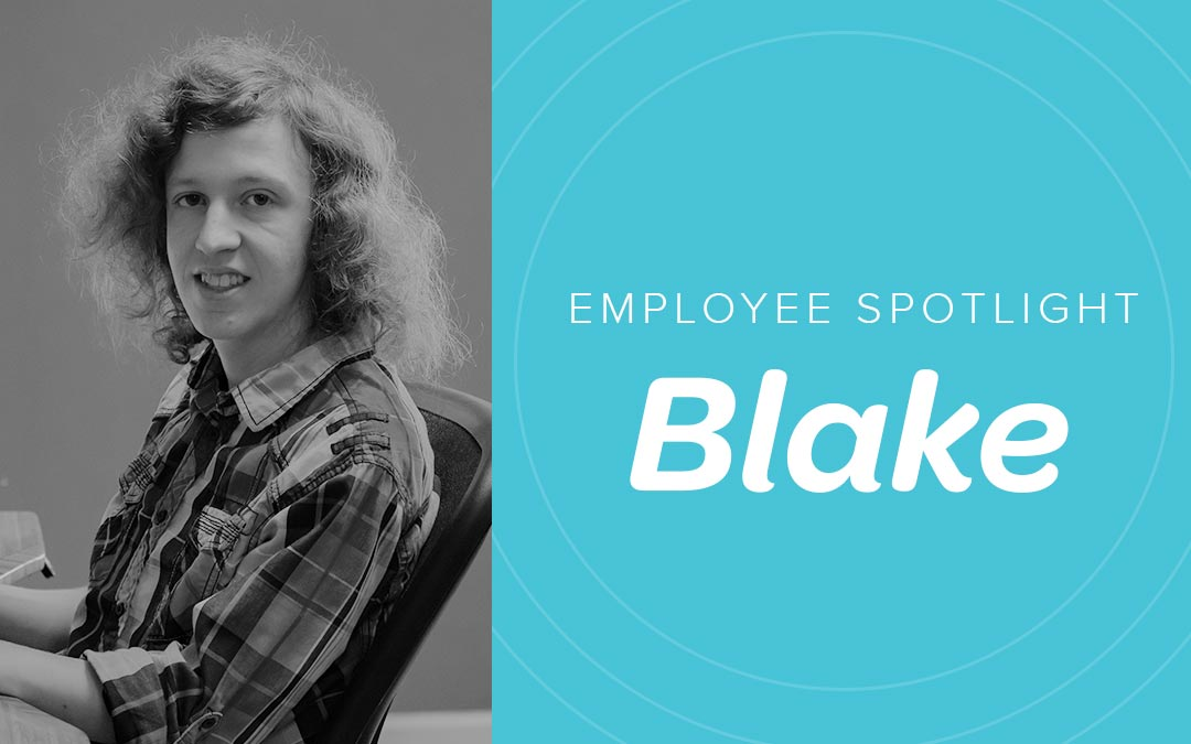Employee Spotlight: Blake Jones