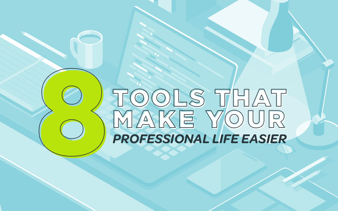 8 Organizational Apps to Make Your Professional Life Easier