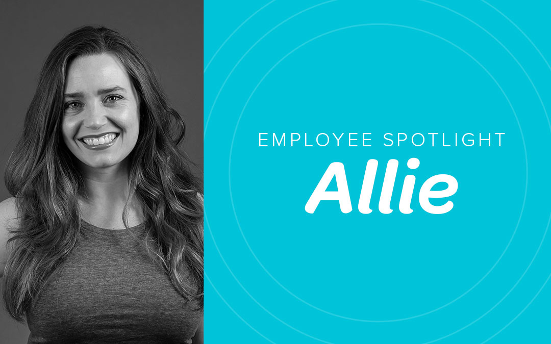 Employee Spotlight Allie Davis