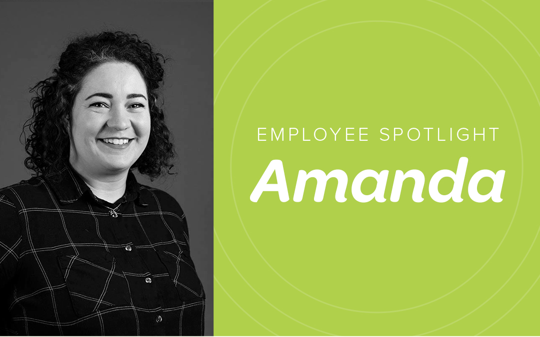 Employee Spotlight Amanda Sprague